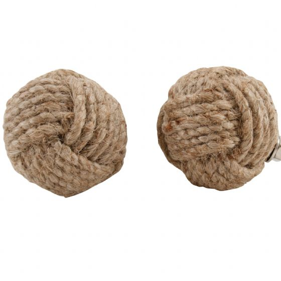 Jute Rope Drawer Handle / Pull